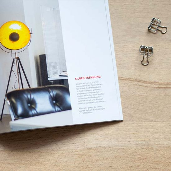 Broschüre | Julia Friedl