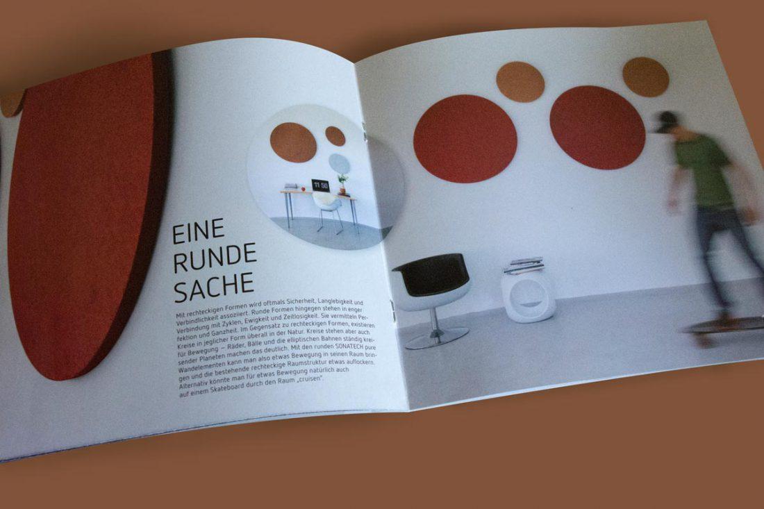 Produkt-Broschüre pure