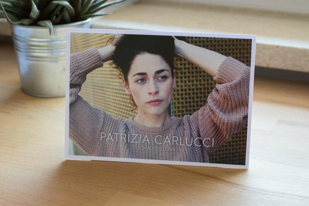 Setkarte | Vorderseite